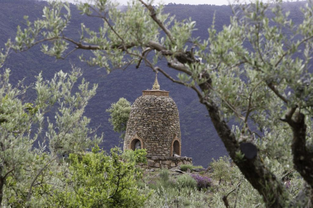 monasterio El Olivar del Buda